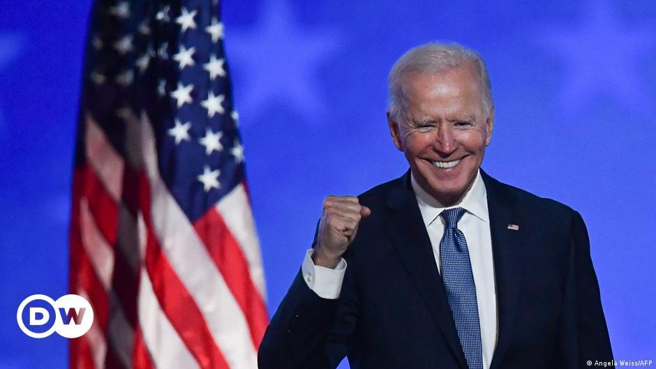 Кто такой Джо Байден: портрет нового президента США | События в мире -  оценки и прогнозы из Германии и Европы | DW | 07.11.2020