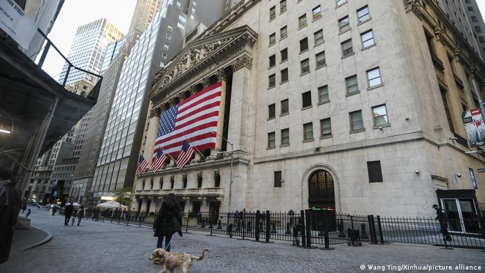 USA Börse Wall Street New York