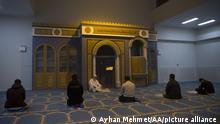 Griechenland Moschee in Athen