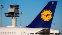 Deutschland Flughafen Berlin-Brandenburg Lufthansa