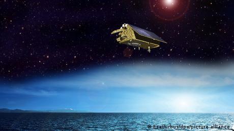 Sentinel-6 illustration (picture-alliance/Geisler-Fotopress)