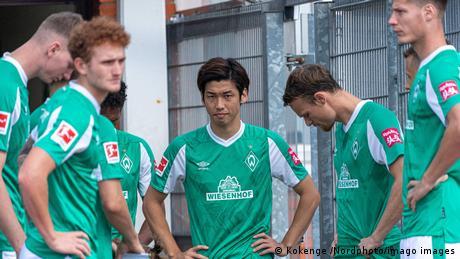 Deutschland Fußball Werder Bremen - FC Hannover 96