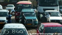 Afrika Gebrauchtwagen Autohandel Autoverkauf