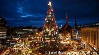 Рождественский базар в Дортмунде (Фото из архива)