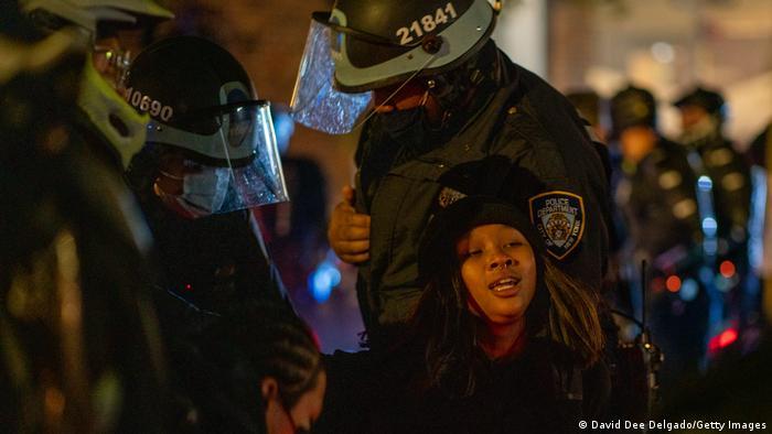 US Wahl 2020 Spannungen und Proteste (David Dee Delgado/Getty Images)