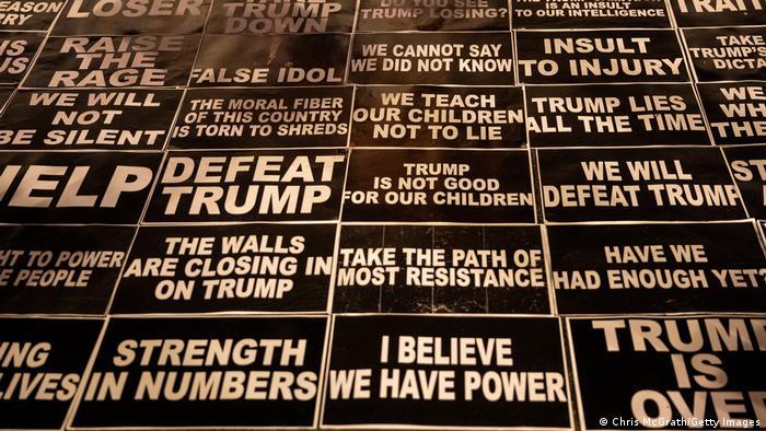 US Wahl 2020 Spannungen und Proteste (Chris McGrath/Getty Images)