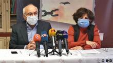 Türkei | Pressekonferenz des türkischen Menschenrechtsverein (IHD)