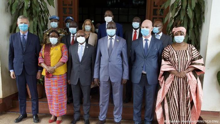 Visite à Bangui d'une mission conjointe de l'Onu et de l'Union africaine.