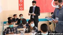 Maarif Schools of Afghanistan Thema: Türkisch-afghanische Schulen in Afghanistan ©Maarif Schools of Afghanistan