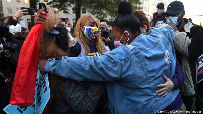 US Wahl 2020 Spannungen und Proteste (Carol Guzy/ZUMA/imago images)