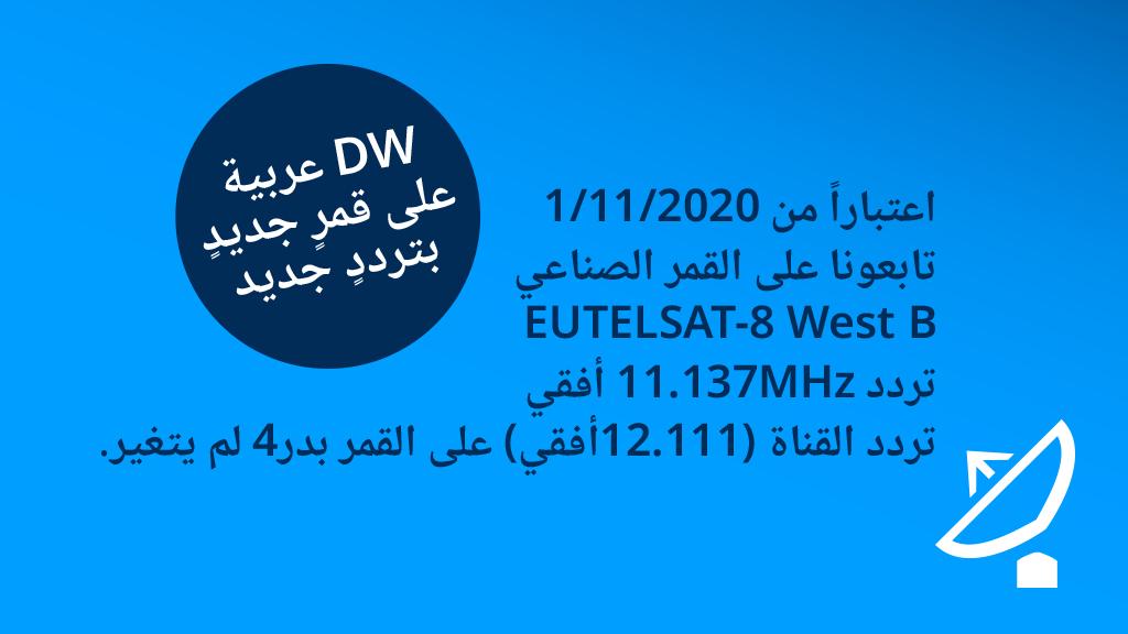DW Satellitenumstellung MENA