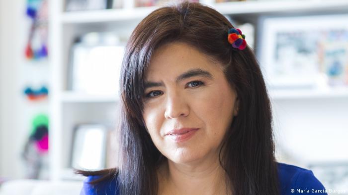 Paula Ugaz (María García Burgos)