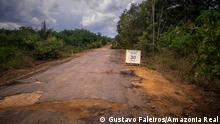 Brasilien |Autobahn BR-319