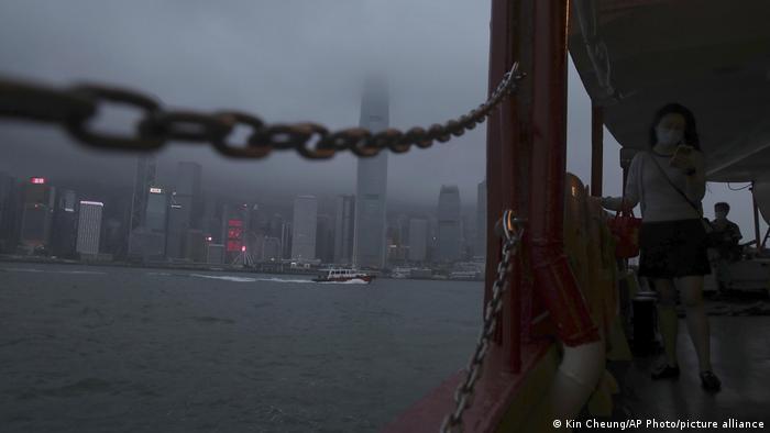 Symbolbild | Hongkong | Überwachung