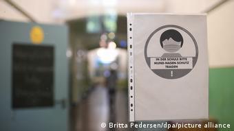 Deutschland | Coronavirus: Maskenpflicht an Schulen