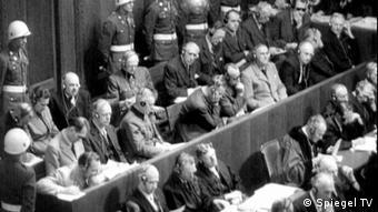 Нюрнберг, 1945 год
