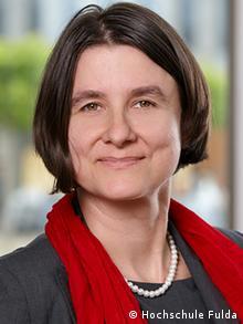 Sociologist Jana Rückert-John