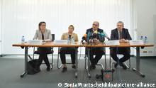 Deutschland Berlin |Kultusministerkonferenz, Beratung zu Corona