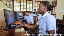 Symbolbild Tansania Internet