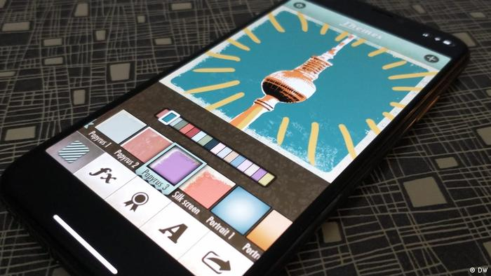 DW Shift | Fotobearbeitungs-Apps im Test | Retromatic