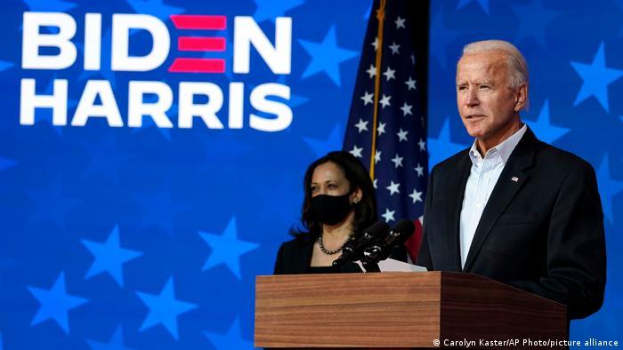 US Wahl 2020 - Joe Biden