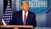 US-Wahlen 2020 | Donald Trump Rede