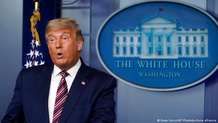 US Wahlen 2020 | Donald Trump Rede