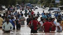 Honduras Tropensturm Eta