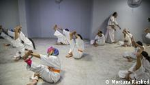 Bangladesch Kampfsportschule für Frauen