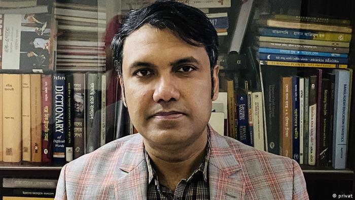 Julhas Alam, Associated Press-Korrespondent in Bangladesch (Samir Kumar Dey)