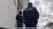 Deutschland Durchsuchungen bei Islamisten in Niedersachsen nach Wien-Attentat