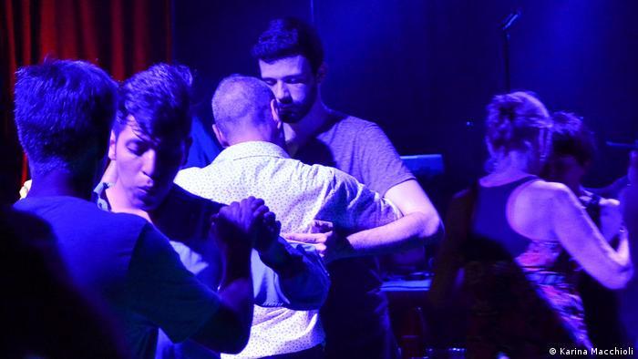 Argentinien Tango Queer (Karina Macchioli)