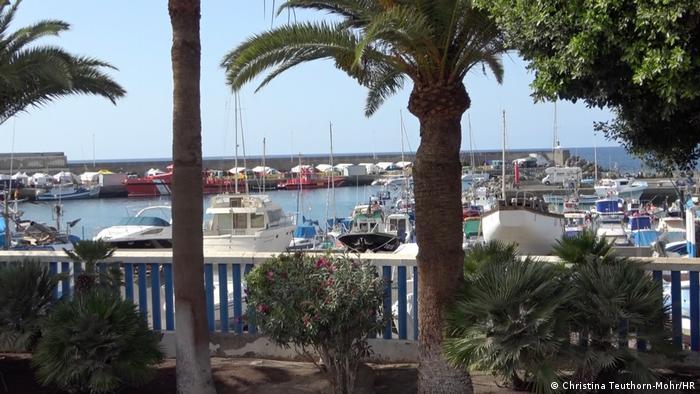 Spanien | Gran Canaria | Hafen von Arguineguin