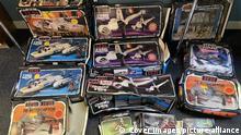 Star Wars Merchandise Artikel Figuren Fan Artikel Auktion
