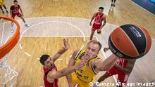 Basketball Euroleague Alba Berlin - FC Bayern München