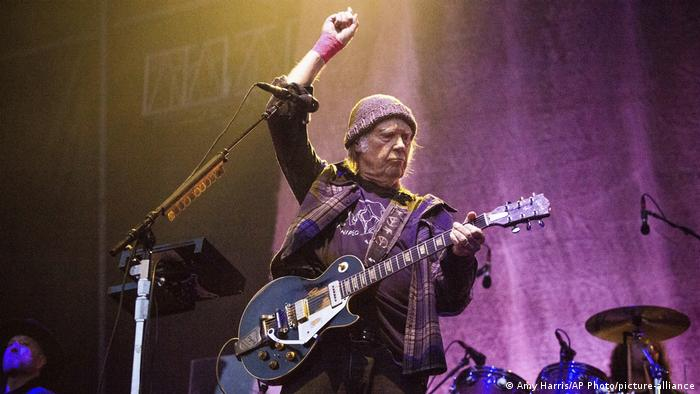 BottleRock Napa Valley Music Festival 2019 |Neil Young