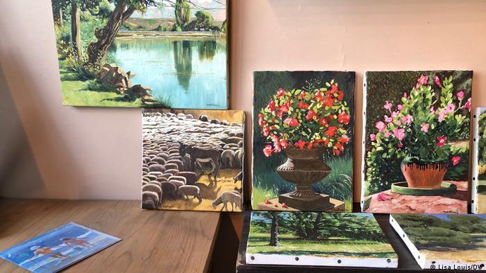 oil paintings France