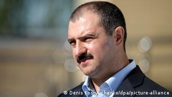 Виктор Лукашенко, старший сын Александра Лукашенко