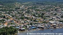 Brasilien Stadt Oiapoque in Amapa