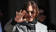 USA Johnny Depps Prozess