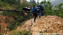 Guatemala Tropensturm Eta