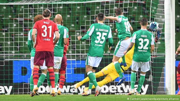 Werder Bremen - 1. FC Köln (Carmen Jaspersen/dpa/picture alliance)
