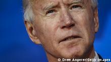 USA I Präsidentschaftswahl 2020 I Joe Biden - Donald Trump