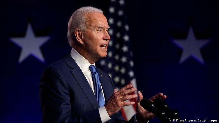 USA I Wilmington Delaware I Joe Biden