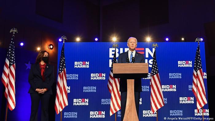 Joe Biden şi Kamala Harris