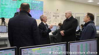 Олександр Лукашенко приїхав відкривати Білоруську АЕС 7 листопада