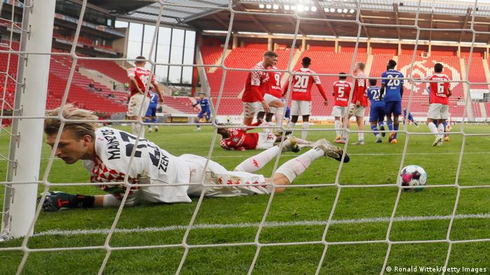 1. FSV Mainz 05 v FC Schalke 04 - Bundesliga (Ronald Wittek/Getty Images)