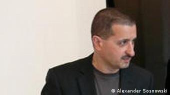 Porträt Sosnowski (Foto: Alexander Sosnowski)