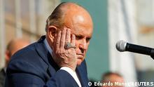 US-Wahl 2020 | PK Rudy Giuliani zum Bidens Sieg