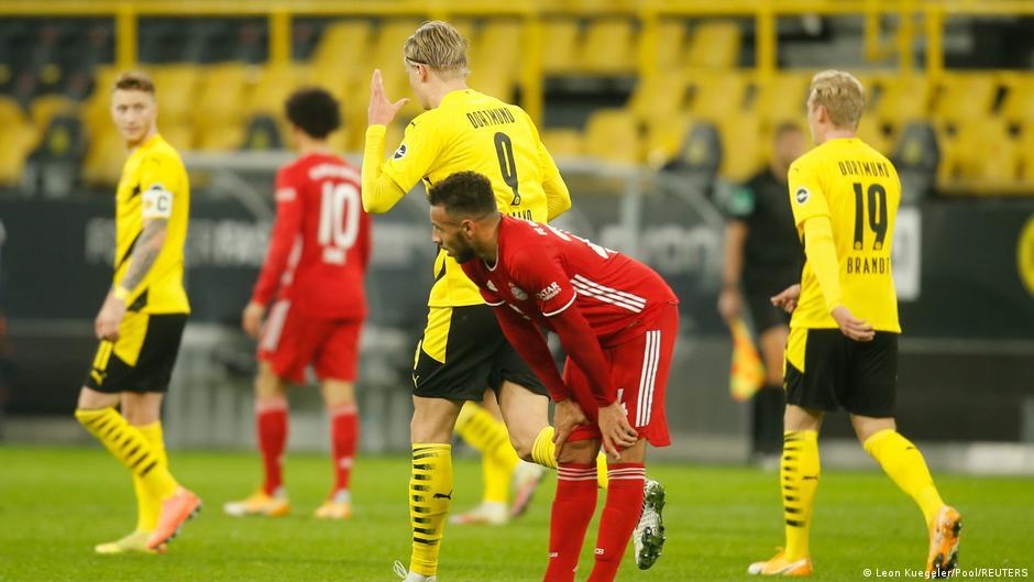 Bayern Munich Vs Borussia Dortmund Player Ratings